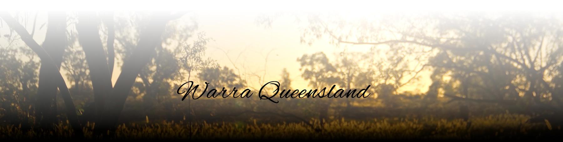 Visit Warra Queensland