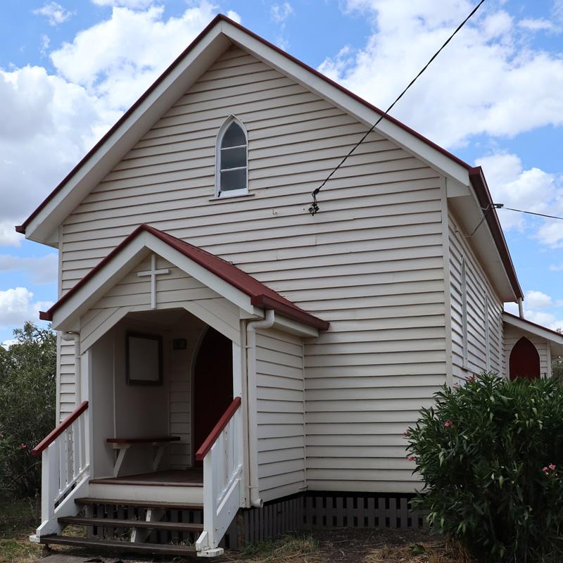 Warra All Saints Church
